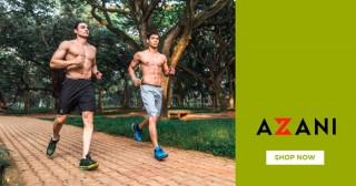 Azanisport Mega Deal : Mens Running Shoe Starting at Rs. 2499
