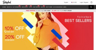 Berrylook Best Deal : Upto 85% OFF on Women's Dresses
