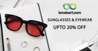 Lenskart June Offer : Extra 10% Off on 2 Boxes of Contact Lenses.
