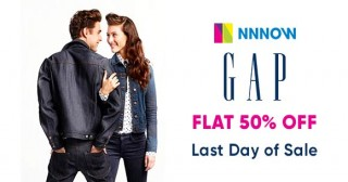 Nnnow Amazing Offer : Kids Playtime Outfits Upto 50% OFF