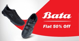 Bata Special Offer : Upto 50% OFF on Ballerinas Women's Shoes