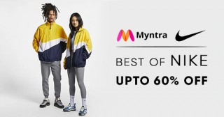 Myntra Amazing Deal : Get Upto 55% OFF on Perfumes