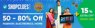 Shopclues Upto 75% OFF on Home Appliances