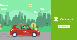 Zoomcar Book any Car and Get 10% Off (Maximum upto Rs. 300 )