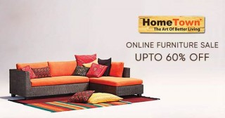 Hometown Home Town Offer : Get Upto 65% Discount on Wall Paintings