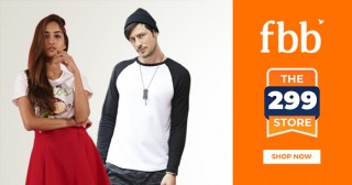 Fbb Hot Deal : Upto 50% Off on Western Wear