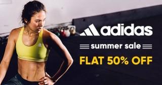 Adidas Great Deal : Upto 50% Off on Men's Footwear