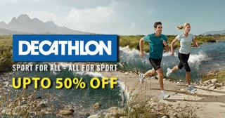 Decathlon Great Offer : Backpacks Starting at Rs. 199