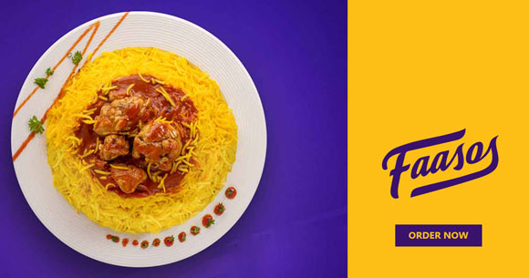 Faasos Fab Days : 2 Wraps Starting at Rs. 99 each (16 Apr to 18 Apr '21)