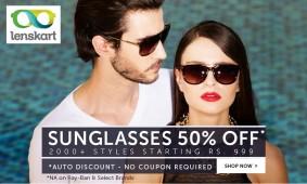 Lenskart Best Deal : Premium Sunglasses From Rs. 4500