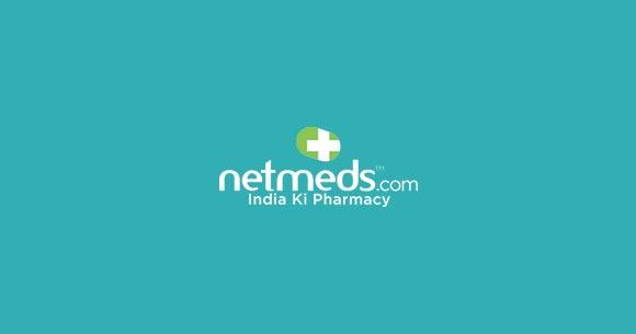 Netmeds Flat 25% Off on Prescription Medicines