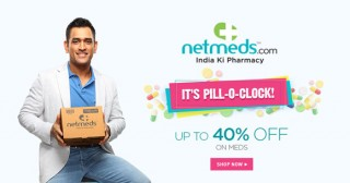 Netmeds Special Offer : Get Upto 40% OFF on Baby Care Products