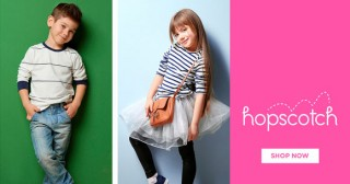 Hopscotch Best Price : Kids Top & Tees Upto 40% OFF