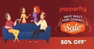 Pepperfry Cookware - Upto 55% OFF