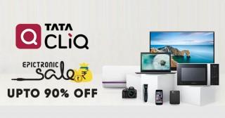 Tatacliq Extra 5% Off on All Water Purifiers