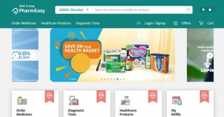 Pharmeasy Get Flat 25% Off on First Medicine Order
