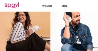 Spoyl Summer Sale : Upto 50% Off on Men's Clothing