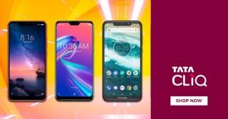 Tatacliq TataCliq Special Deal : Upto 40% OFF on Features Phones