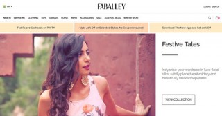 Faballey Hot Deal : Women's Shoes Upto 50% Off