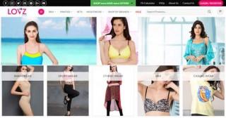 Lovzme Lovzme Offer : Swimwear Starts At Rs. 549