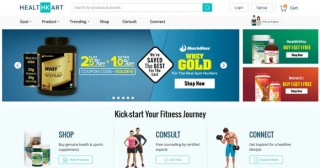 Healthkart Flat Rs. 250 Off on Min. Purchase of Rs. 2000 on First Order with Healthkart