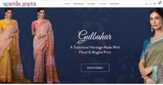 Faridagupta End Of Season Sale : Get Upto 50% OFF on Women's Apparels