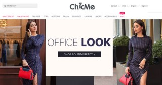 Chicme Great Deal :  Plus Size  apparel's Starting at Rs. 635
