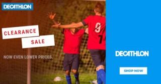 Decathlon Tshirts Deals: Kids Tshirts Starting From Rs. 99 for Athletics, Tennis etc.