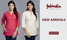 Fabindia Upto 60% OFF on Home And Decor