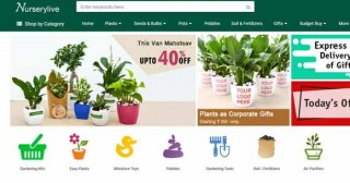 Nurserylive Special Offer : Garden Kits Upto 40% Off