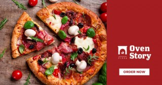 Ovenstory Pizza Offer : Don't miss on Pizzas with Next Level Cheese  GET 50% Off