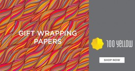 100yellow Big Sale : Wrapping Papper @ Rs. 299+