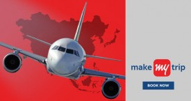 Makemytrip Upto Rs. 1000 Off on Domestic Flights