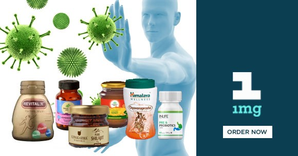 Best Deal : Upto 40% OFF on Immunity Booster Like Chyawanprash, Vitamin Capsules, Honey & More