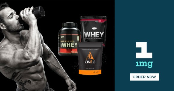 Mega Sales : Upto 40% OFF on Whey Proteins & Fitness Supplements