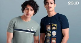 2gud Special Offer : Upto 70% OFF on T-Shirts