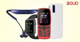 2gud Best Offer : Upto 80% OFF on Audio & Accessories