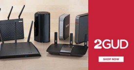 2gud Hot Deal : Refurbished Routers Upto 65% Off