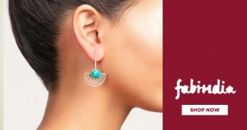 Fabindia Best Deal : Women's Accessories Starting at Rs. 145