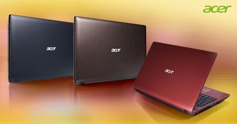 Acer Great Offer : Upto 40% Off on Laptops