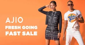 Ajio Flat 40-70% Off on Clothing, Footwear, Bags & More