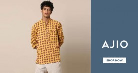 Ajio Ethnic Wear For Men - Upto 70% OFF