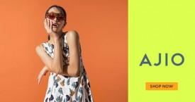 Ajio Upto 70% Off On Fashionable Styles.