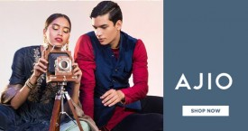 Ajio Paytm Offer : Shop For Rs. 2000 And Get Rs. 150 Cashback