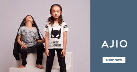 Ajio Kids Denim Under Rs. 799