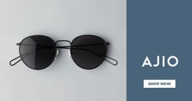Ajio Upto 70% OFF on Sunglasses