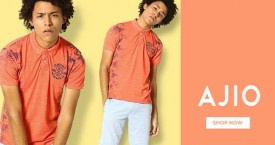 Ajio Upto 50% Off on Top Sellers.
