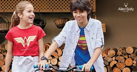 Allensolly Best Offer : Upto 50% Off on Kids Wear