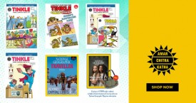 Amarchitrakatha Best Price : National Geographic Traveler Magazine Upto 20% OFF