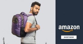 Amazon Hot Deal : Aristocrat Bags, Wallets and Luggage Upto 40% - 70% OFF